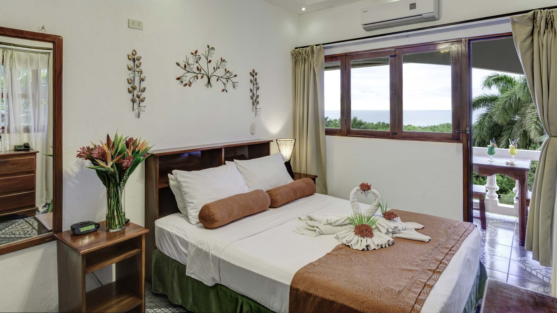 Book an Ocean View Room during Ocaso Music Festival Costa Rica